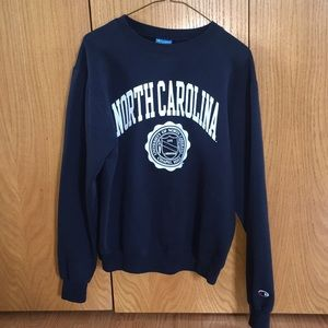 North Carolina Crewneck
